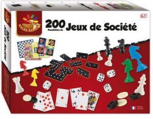 200 jeux de société