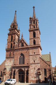 Bâle-cathédrale