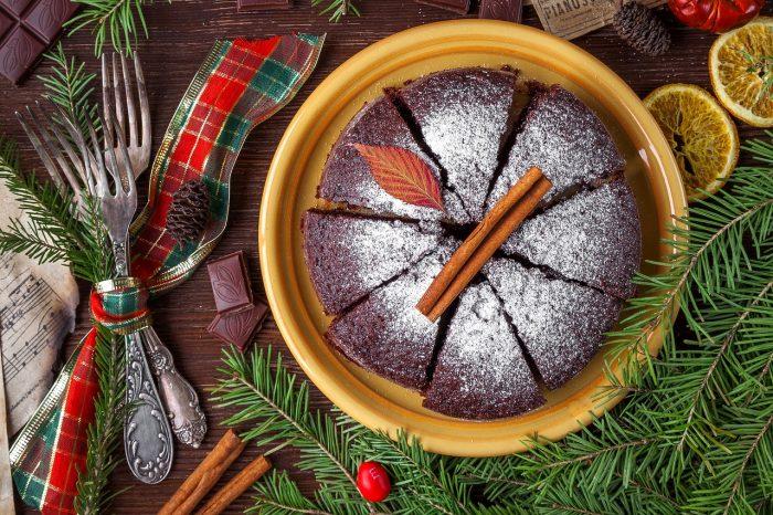 Cake Noël