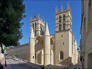 Cathédrale Saint-Pierre Montpellier