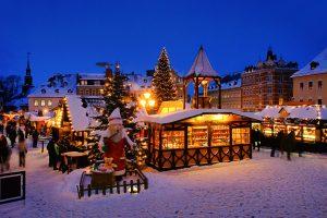 Cologne marché de Noël