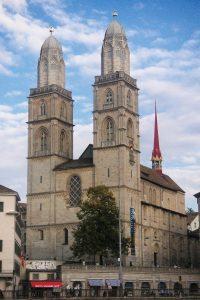 Grossmunster_church
