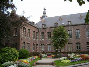Jardin du Mayeur Mons