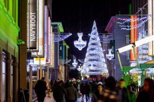 Lausanne Noël