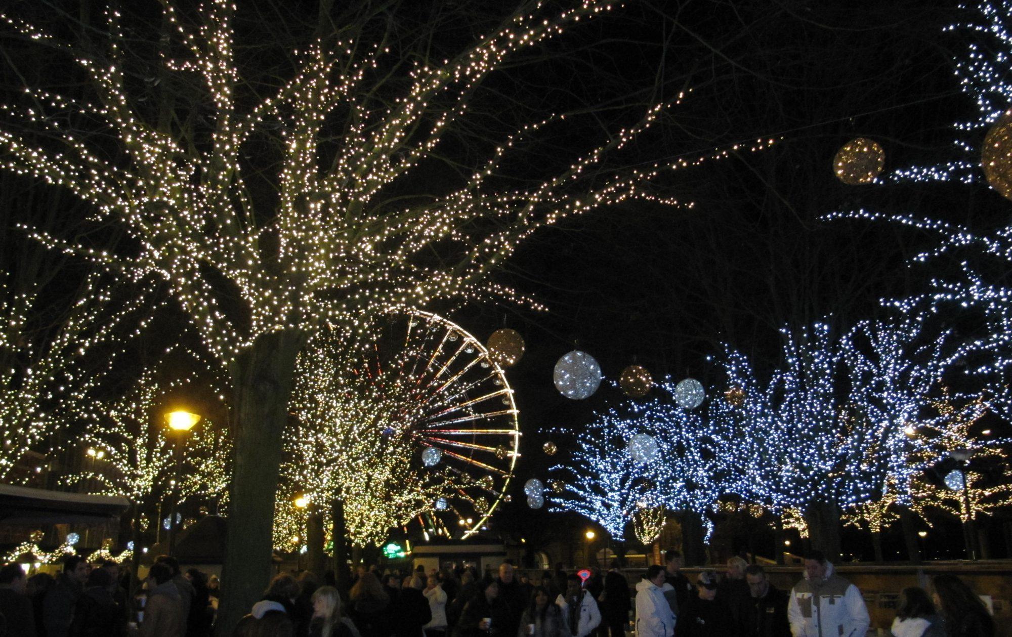 Marché de Noël d'Anvers