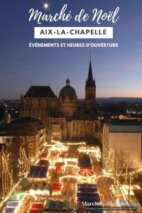 Marché de Noël Aix la Chapelle