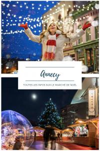 Marché de Noël Annecy