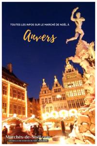 Marché de Noël Anvers