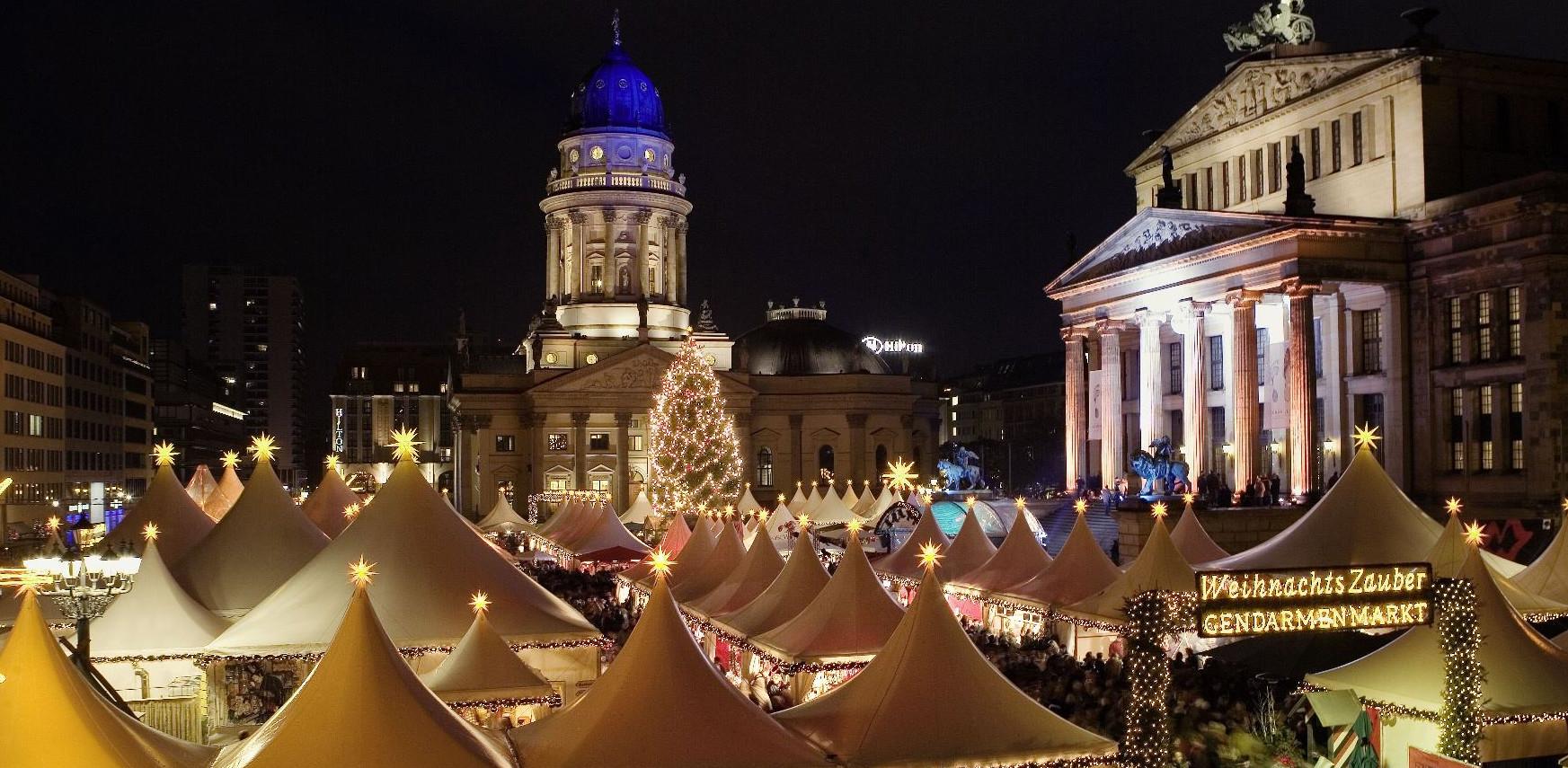 Marché de Noël Berlin