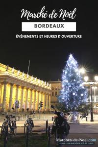 Marché de Noël Bordeaux
