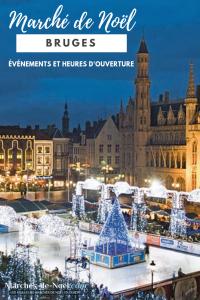 Marché de Noël Bruges