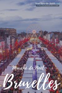 Marché de Noël Bruxelles