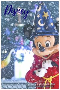 Marché de Noël Disney