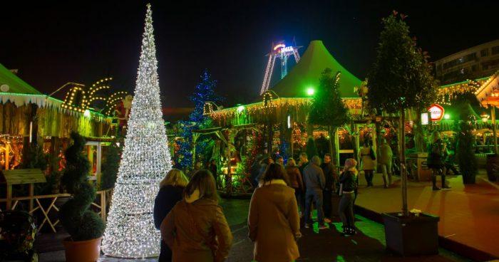 Marché de Noël Hasselt