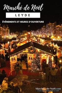 Marché de Noël Leyde