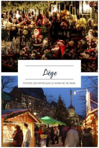 Marché de Noël Liège