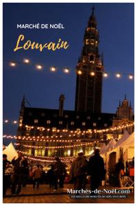 Marché de Noël Louvain