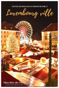 Marché de Noël Luxembourg