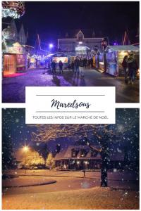 Marché de Noël Maredsous