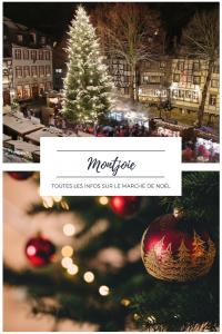 Marché de Noël Montjoie
