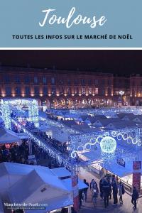 Marché de Noël Toulouse