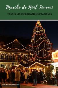 Marché de Noël Tournai