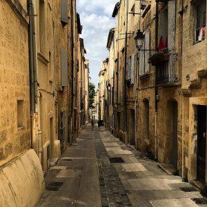Montpellier centre historique