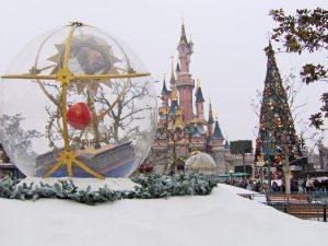 Noël Disneyland