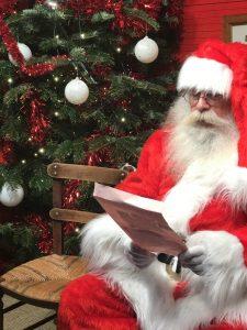 Père Noël Nantes