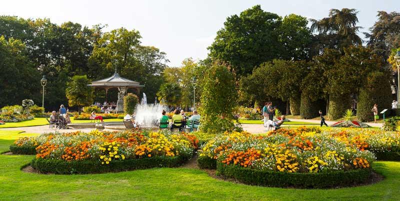 Parc thabor