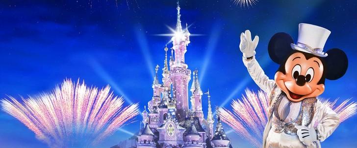 Réveillon Disney