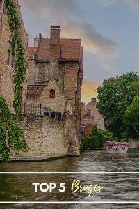 Top 5 Bruges