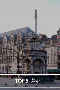 Top 5 Liège