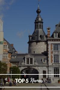 Top 5 Namur