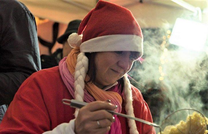 marché de Noël à Ath