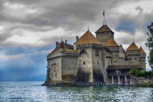 château chillon
