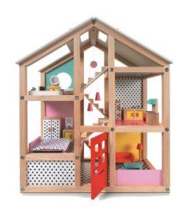 maison poupées
