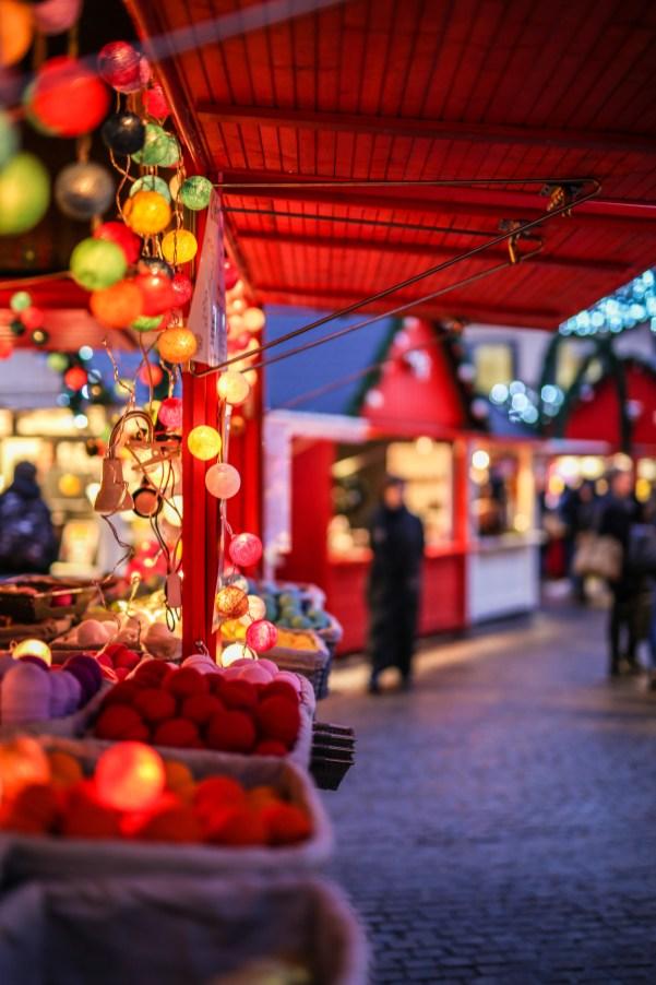 marché de Noël Nantes