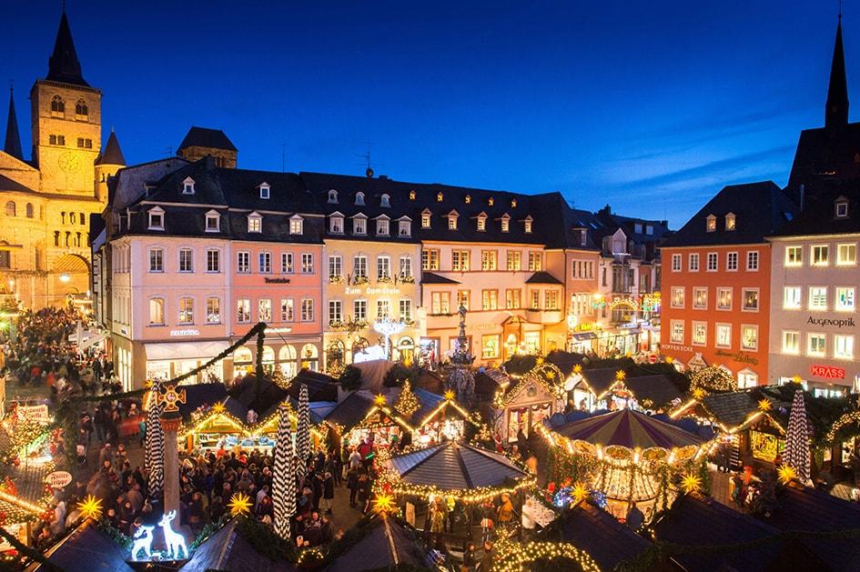marché de Noël Trèves