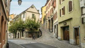 Vieille ville de Montreux