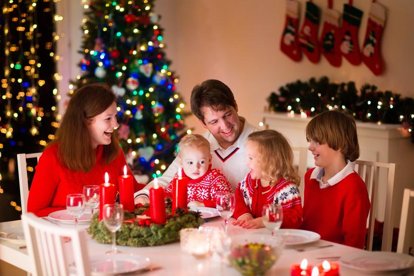 Menu De Noel Pour Famille Nombreuse.Jeux De Noel Pour Enfants Et Adultes